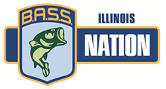 The Illinois B.A.S.S. Nation Logo