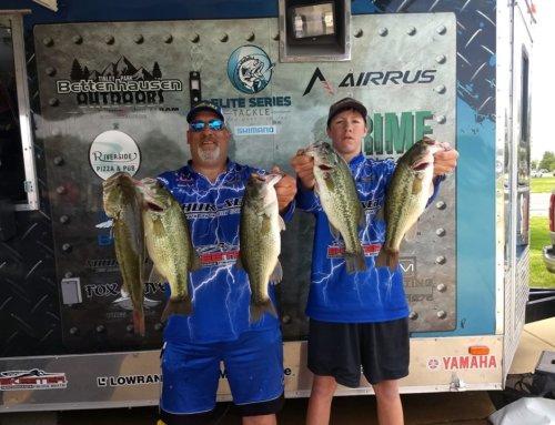 Team Gad dominates muddy Clinton waters