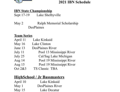Unofficial 2021 Schedule
